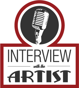 Interview with the Artist logo