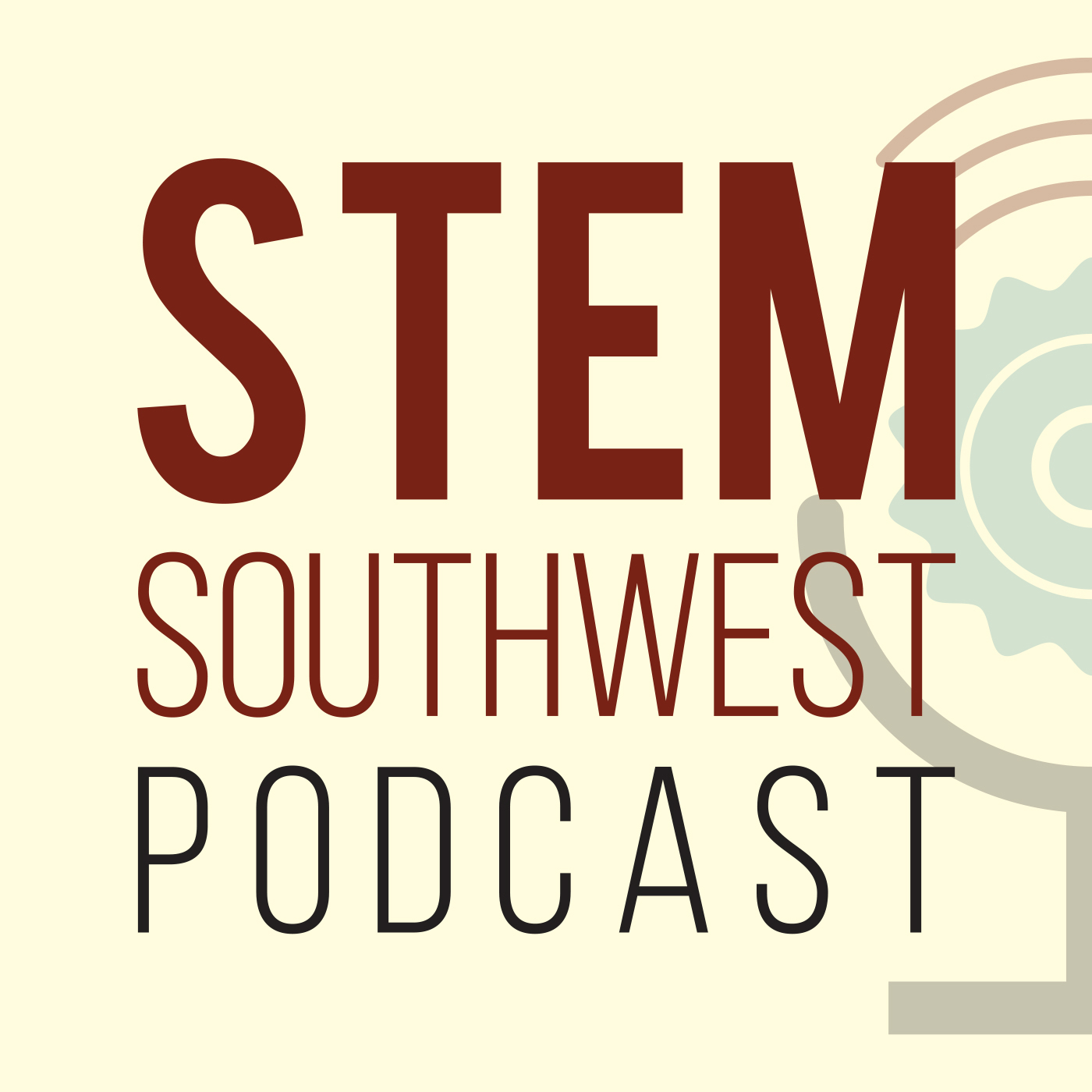 STEM Southwest Podcast show art