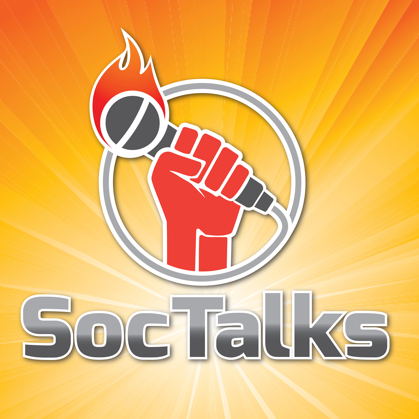 SocTalks Episode 018 show art