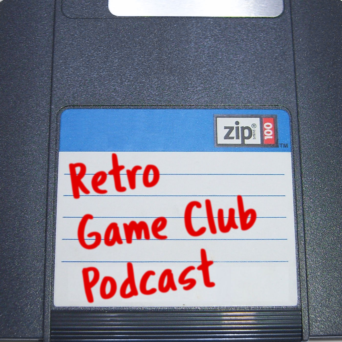 Retro Game Club show art