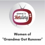 """Artwork for Women of """"Grandma Got Runover"""""""