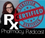 Artwork for Certifications for Pharmacist Career Development - Pharmacy Podcast Episode 383