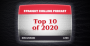 Artwork for #299 – Top 10 of 2020