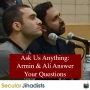 Artwork for EP62: Ask Us Anything: Armin & Ali Answer Your Questions