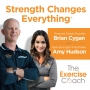 Artwork for The Science of Strength: Brian Cygan Interviews James Fisher, PhD - Part 2