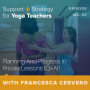 Artwork for 92: Planning And Progress In Private Lessons (Q+A!)