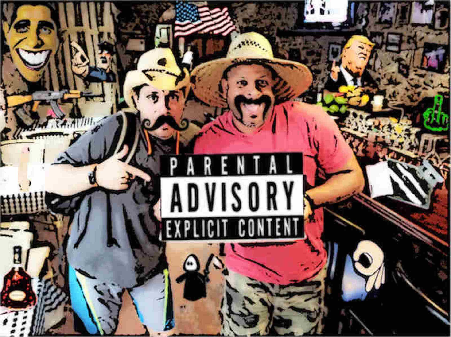 Bart & Brian Show podcast show art