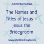 Artwork for The Names and Titles of Jesus - Jesus the Bridegroom