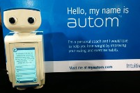Autom is a New Robot That Helps You Lose Weight.