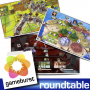 Artwork for GameBurst Roundtable - From Board to Screen