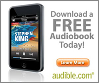 audible banner ad
