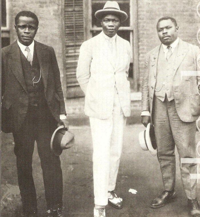 Entre Garvey et Du Bois, Kojo T. Houenou choisit son démon