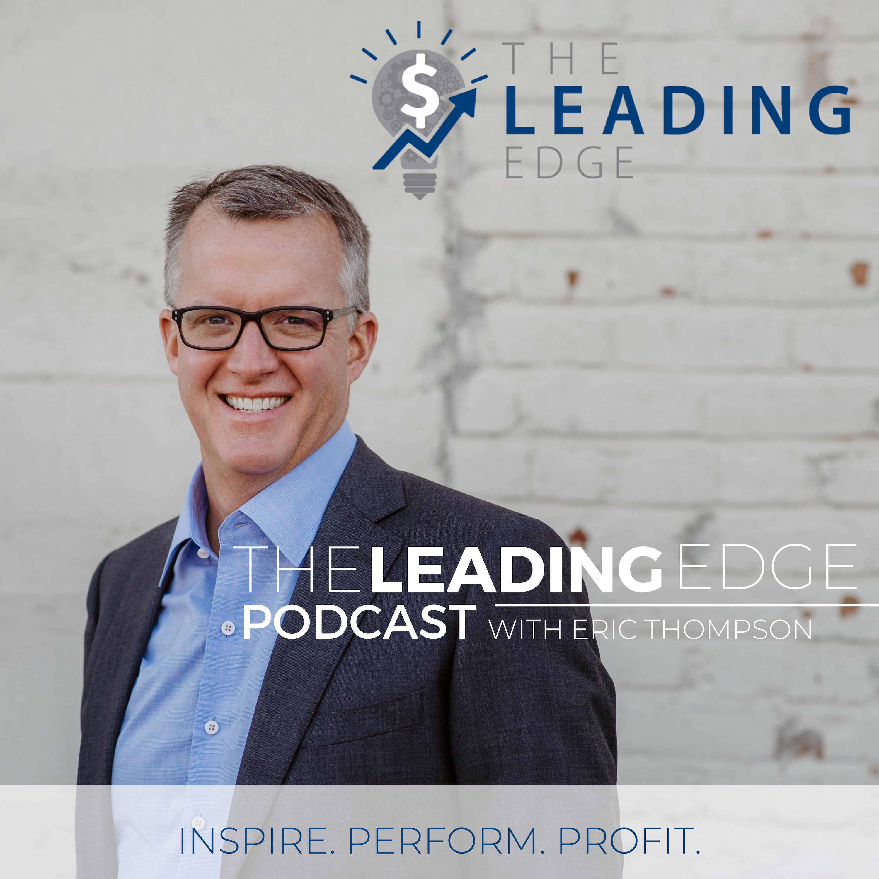 The Leading Edge Podcast | Listen Free on Castbox