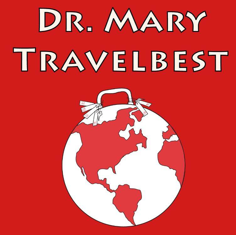 Special Episode: Travel wearing Masks show art