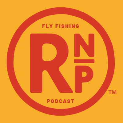 Remote. No Pressure. Fly Fishing Podcast show art