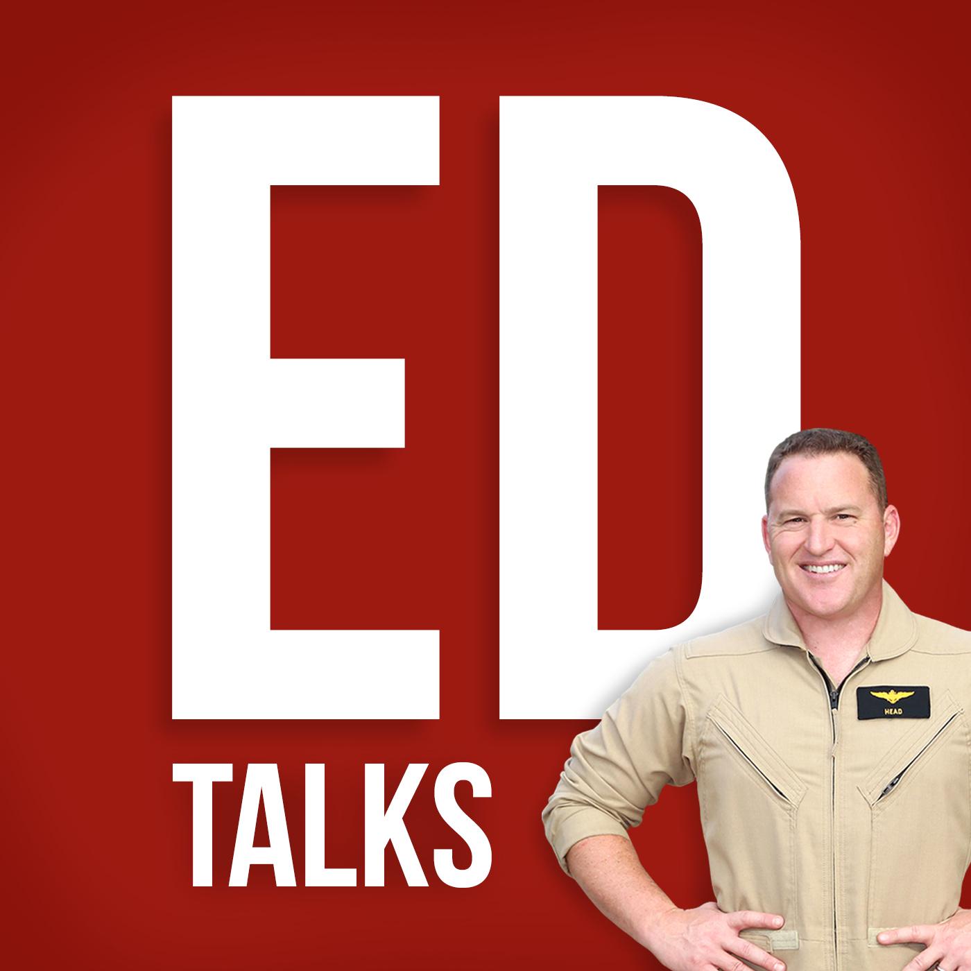 Ed Talks show art
