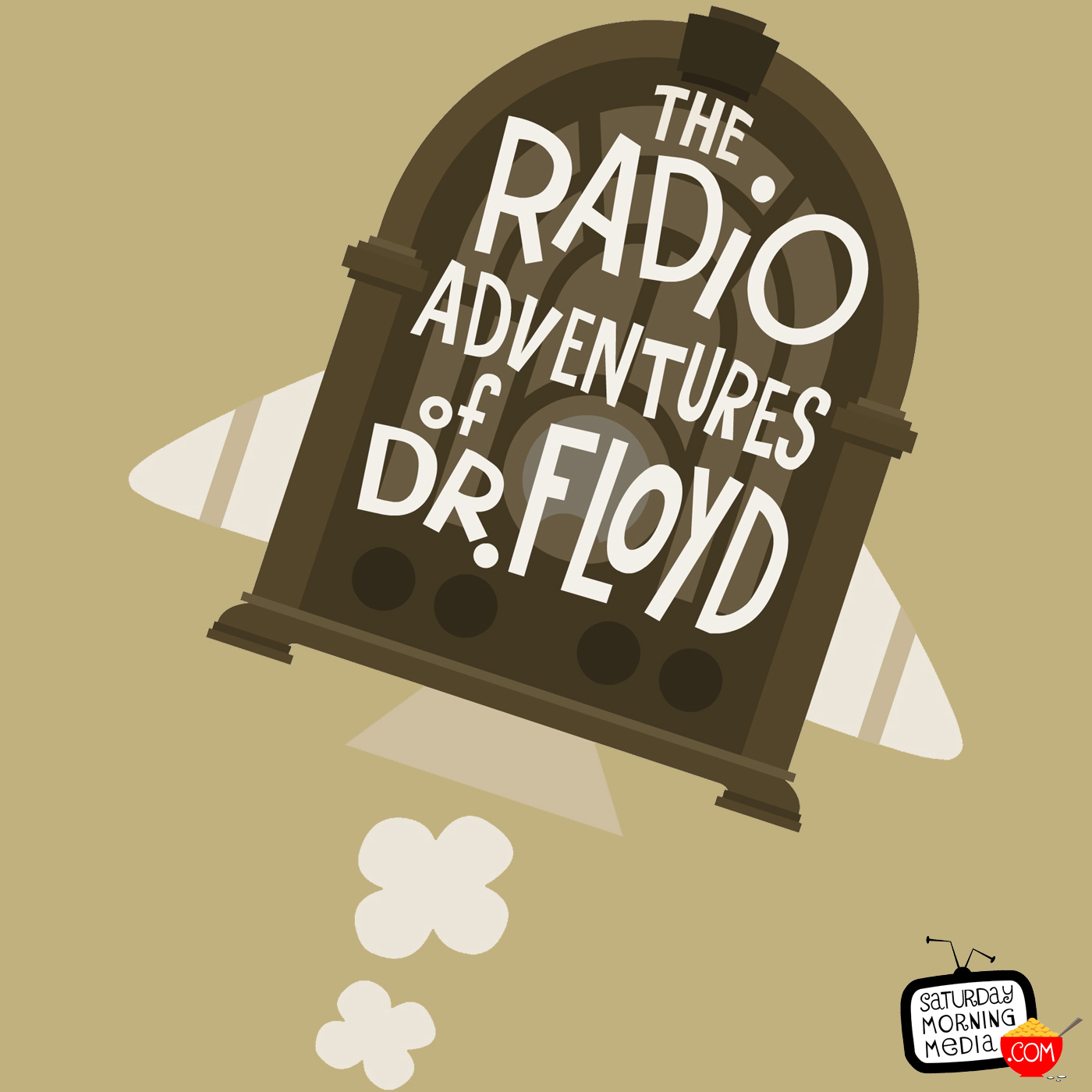 """Artwork for The Radio Adventures of Dr. Floyd EPISODE #402 """"To The End!"""""""
