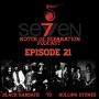 Artwork for Episode Twenty-One - Black Sabbath to Rolling Stones