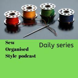 Sewcialists 2021 podcast launch show art