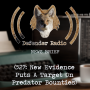 Artwork for NEWS BRIEF: 527 - New Evidence Puts A Target  On Predator Bounties