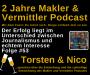 Artwork for #53 Zwei Jahre Makler und Vermittler Podcast - Die Erkenntnisse