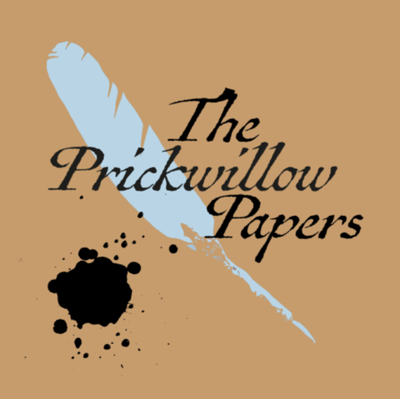 """    The Prickwillow Papers "" Podcast"