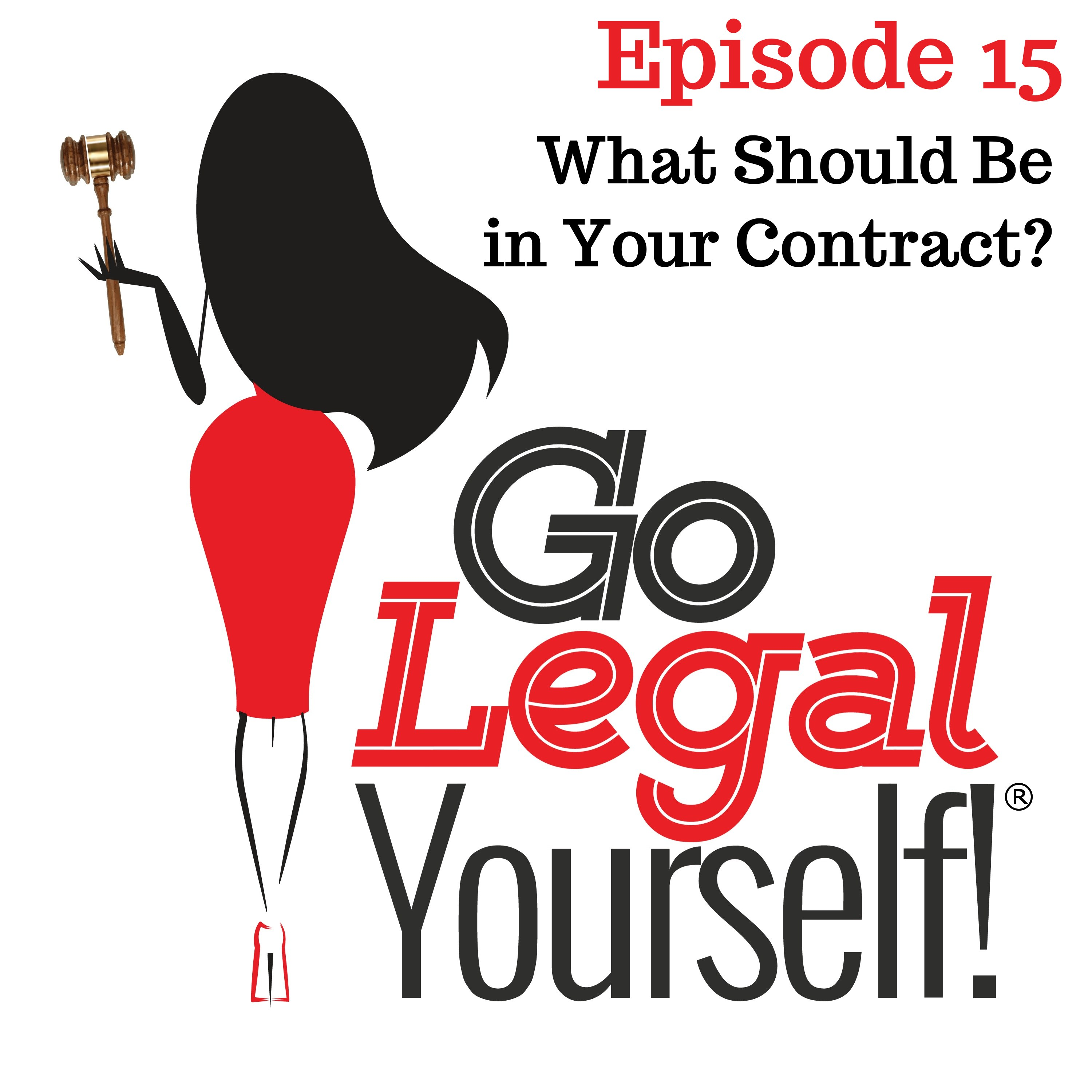 Ep. 15 What Should be in Your Contract