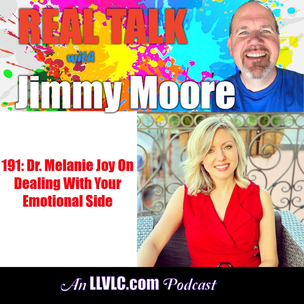 Episode 191, Dr Melanie Joy