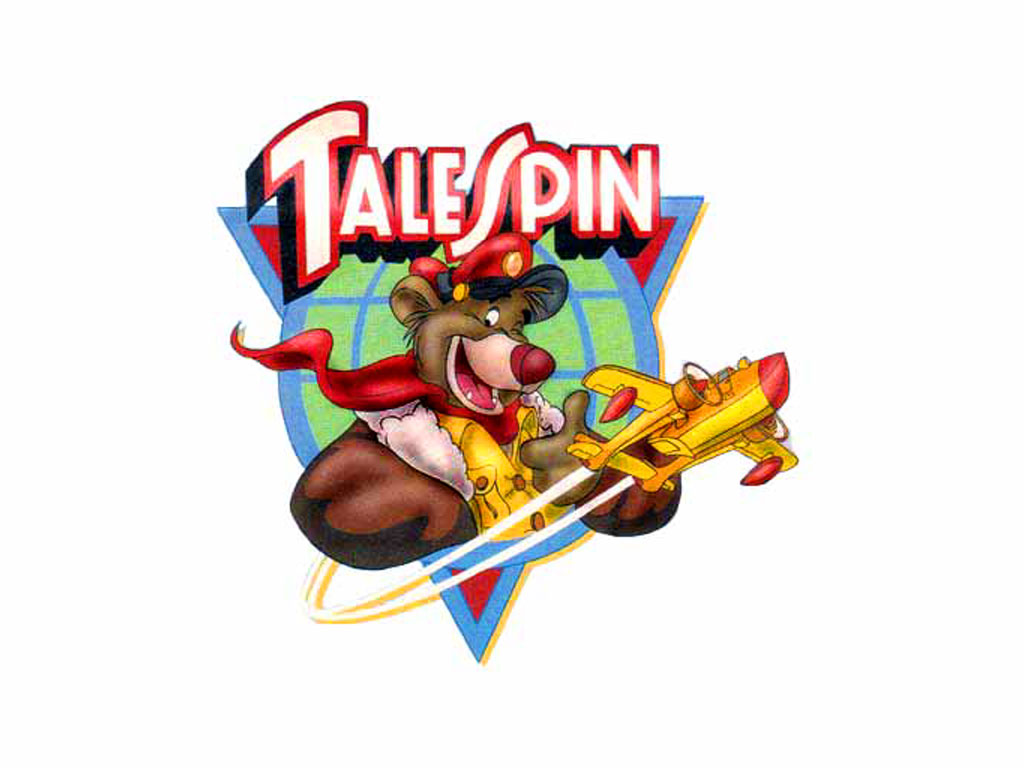 Back in Toons: Tailspin