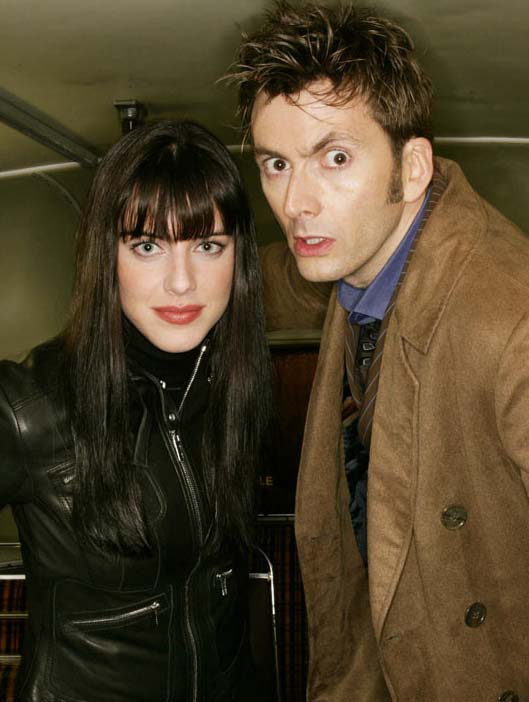 Michelle Ryan and Lee Evans to guest star in Planet Of The Dead