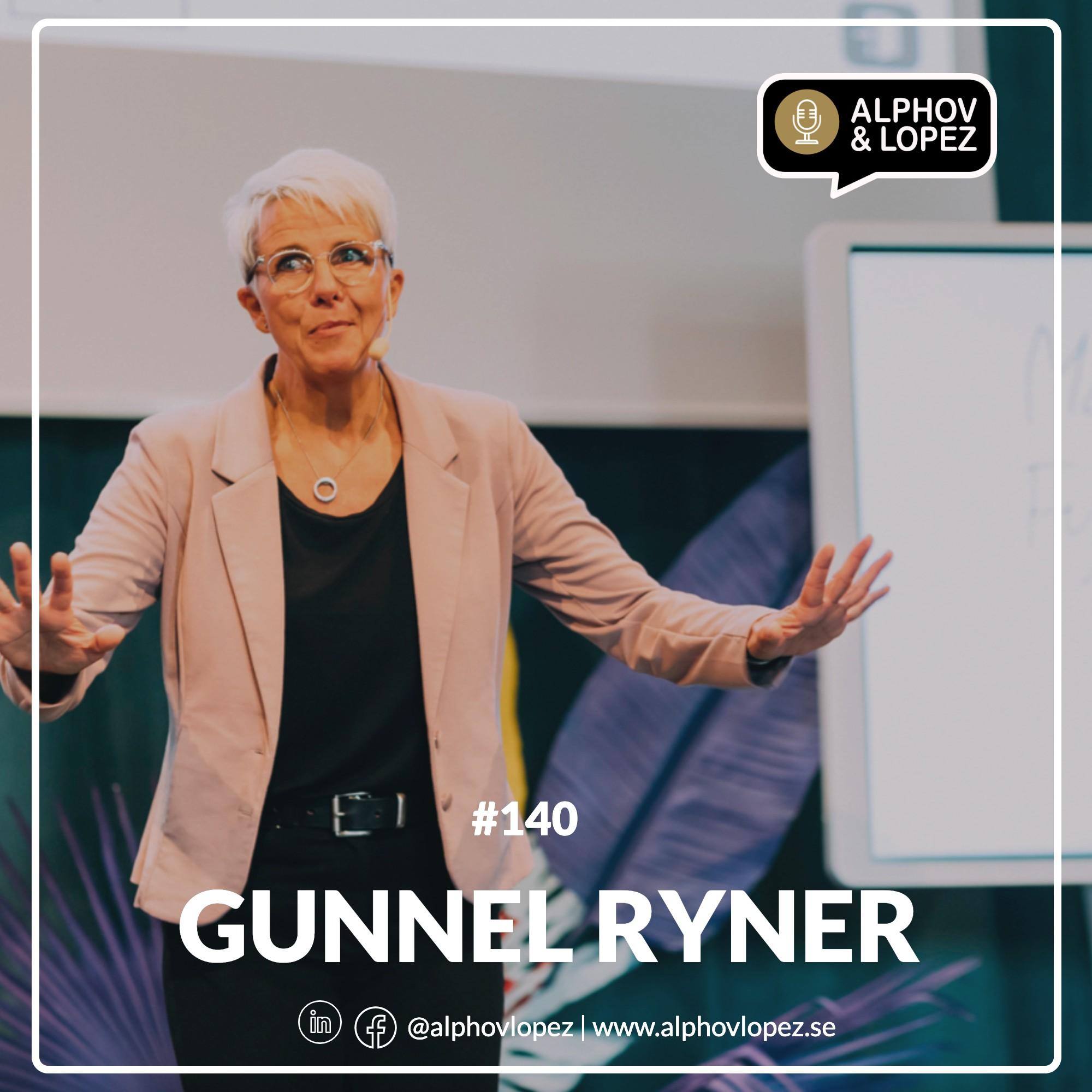 140 - Gunnel Ryner