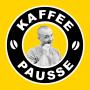 Artwork for KaffeePausse #2: Birgit Hövener – Wie man 3 GmbHs + 20 Mitarbeiter führt und Glück im Leben findet!