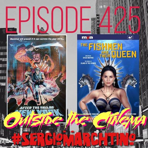 Episode #425 2019 The Fish Men and the Fall of New York's Queen