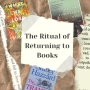 Artwork for The Ritual of Returning to Books