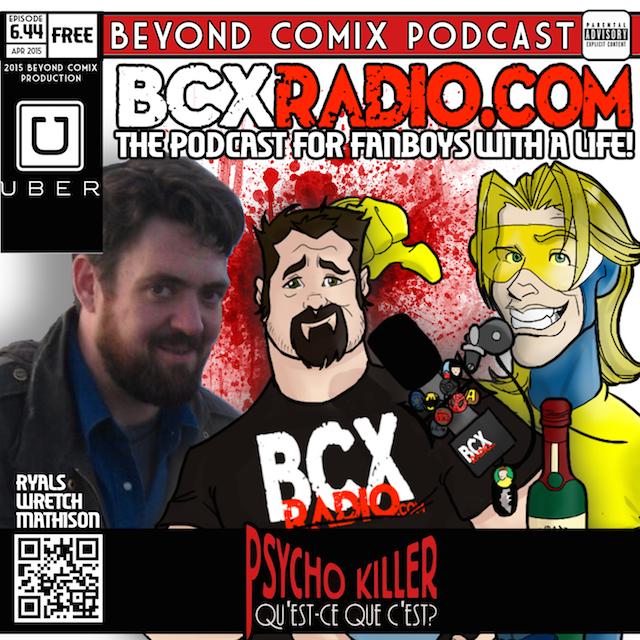 BCXradio 6.44 - Psycho Killer