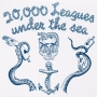 Artwork for Damn Fine Focus #10 : 20,000 Leagues Under The Sea