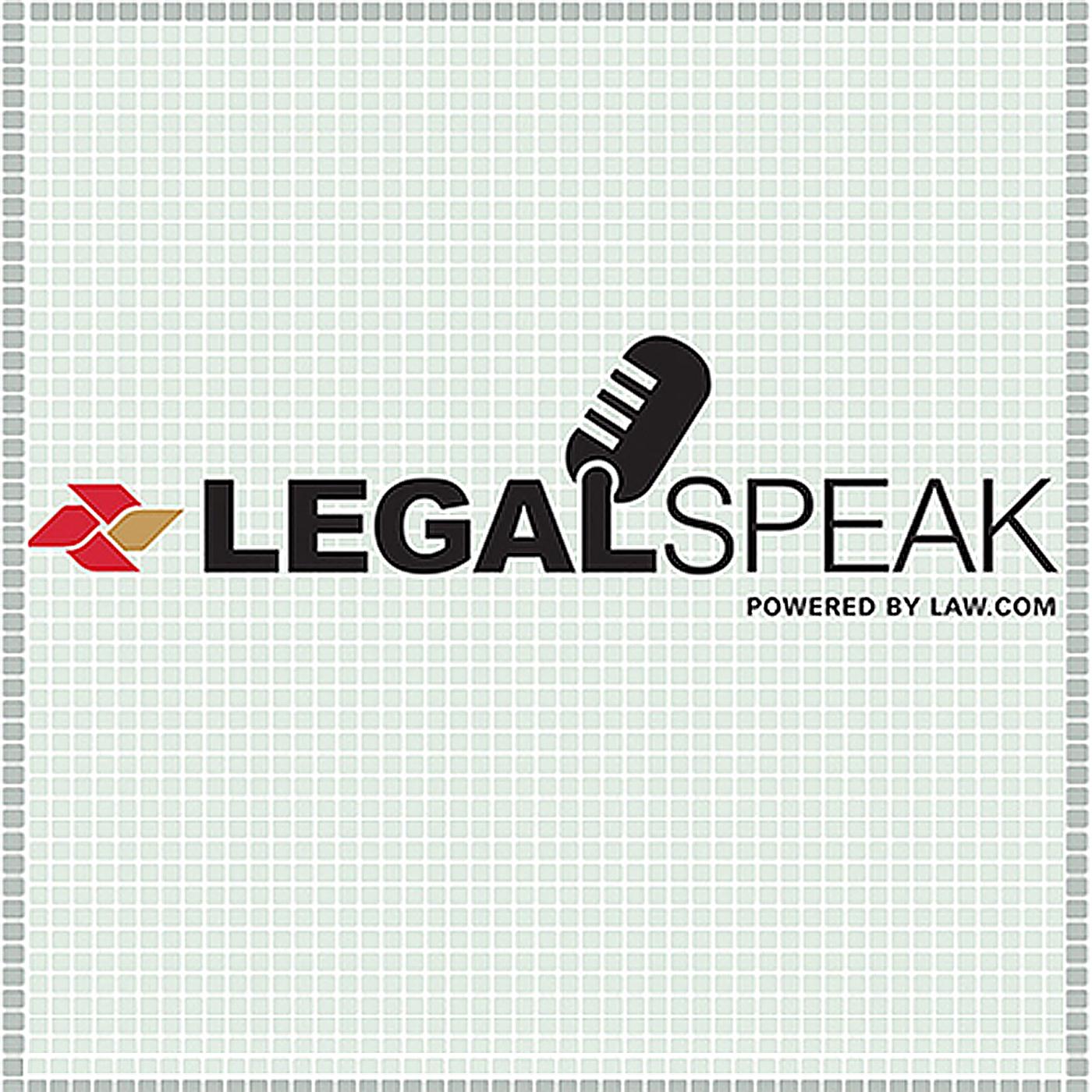 Legal Speak show art