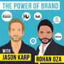 Artwork for Jason Karp and Rohan Oza – The Power of Brand - [Invest Like the Best, EP.199]