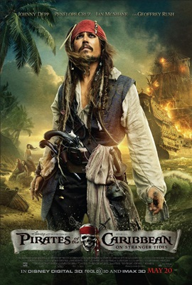 At the Movies Episode 22: Pirates of the Caribbean-On Stranger Tides