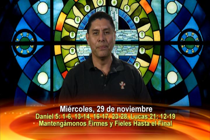 Artwork for Dios te Habla con Dn. Alfredo Vargas     Tema el hoy: Mantengámonos firmes y fieles hasta el final.