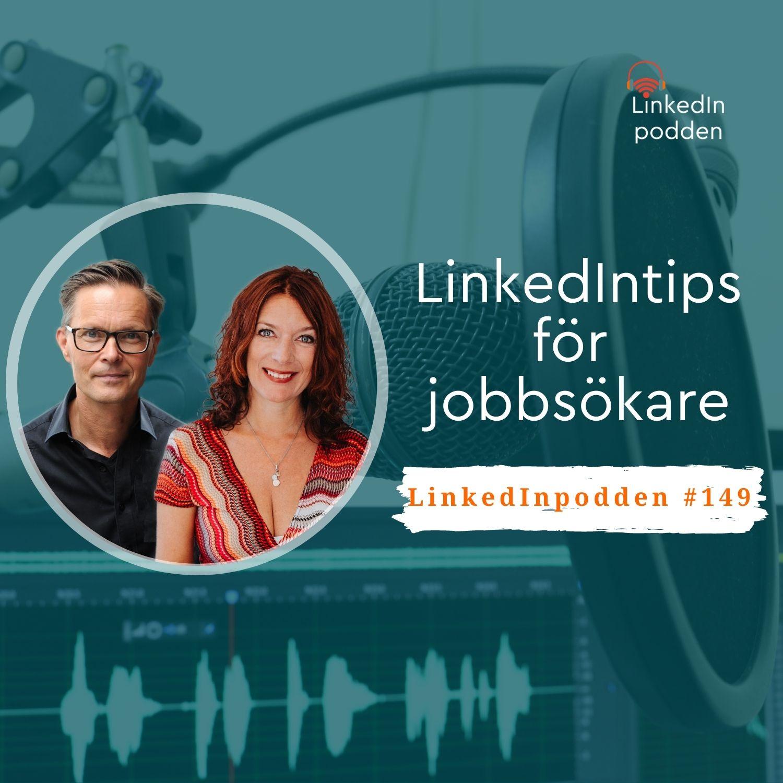149 LinkedIntips för jobbsökare