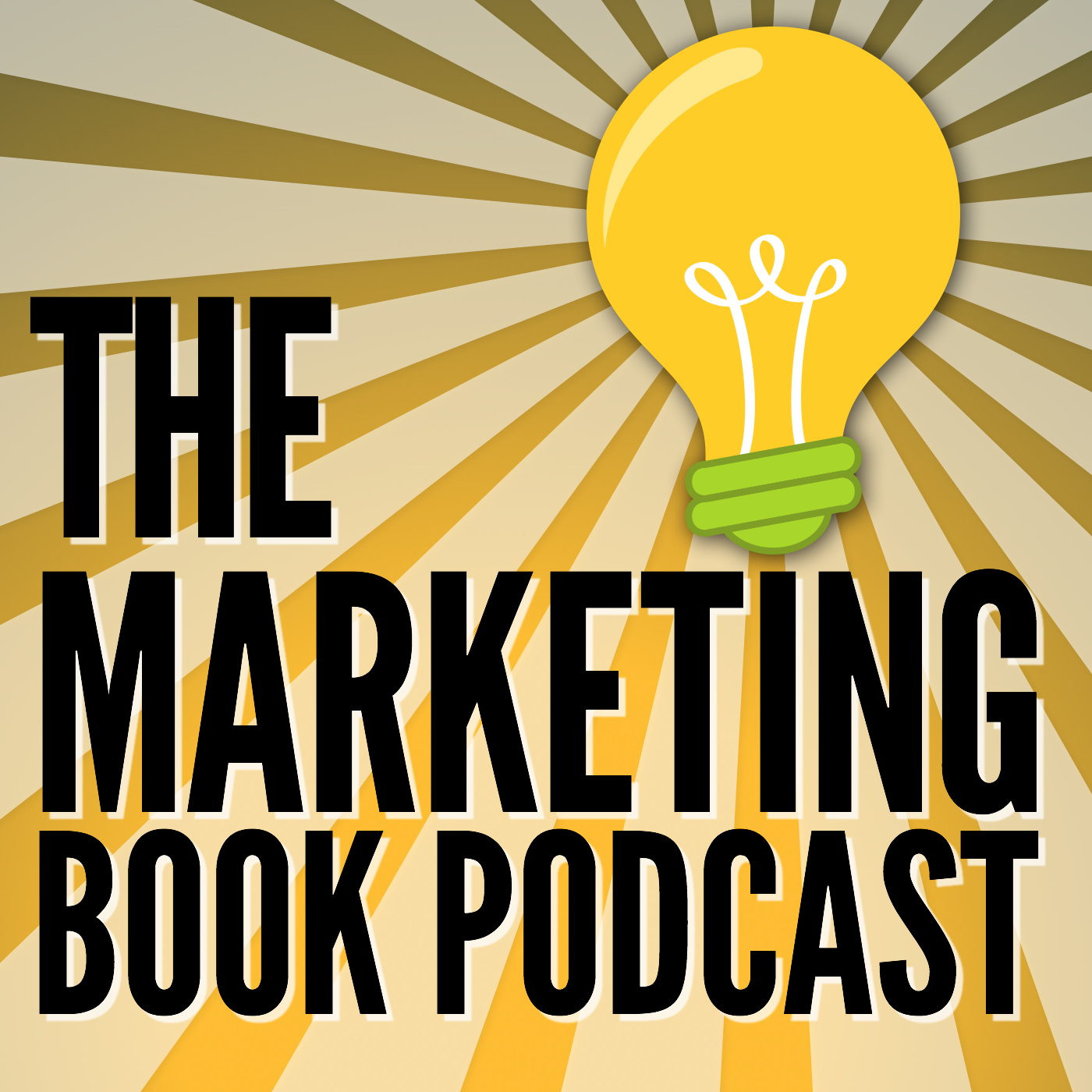 The Marketing Book Podcast show art