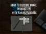 Artwork for How to Be More Productive with Yannis Pantelis