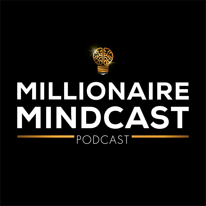 Millionaire Mindcast show art