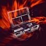 """Artwork for ME26 - The Vincent Tapes - """"10/27/81: The Door-to-Door Salesman"""""""