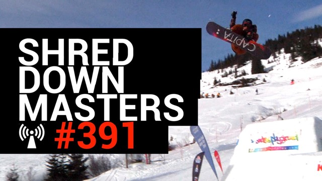 Artwork for Shred Down Austrian and German Snowboard Masters