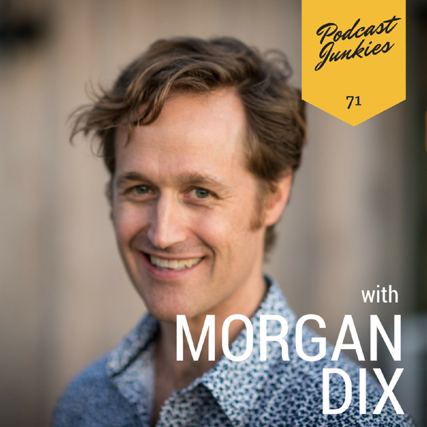 071 Morgan Dix | The Beauty of Meditation Provides Him Clarity