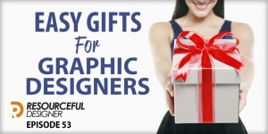 Easy Gifts For Graphic Designers - RD053