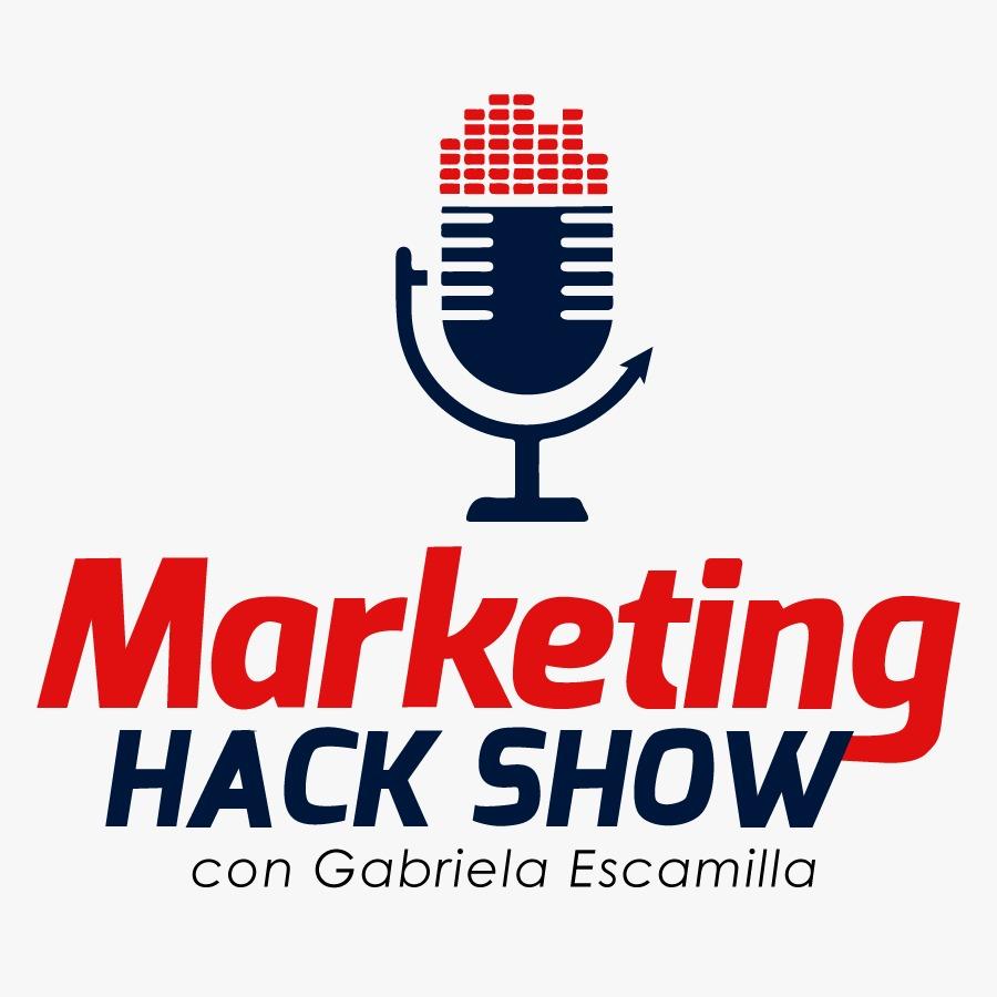Marketing Hack Show show art