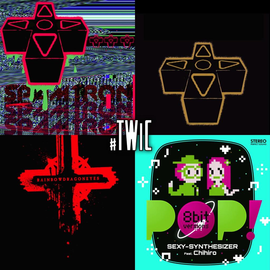 TWiC 009: Sexy Synthesizer, Spamtron, Jredd